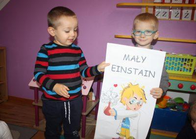 Zajęcia Mały Einstein